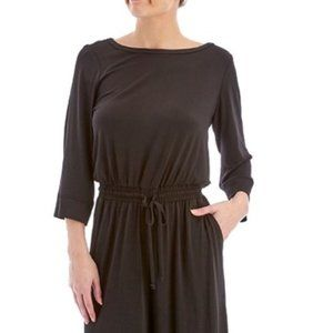 NWT Vince Camuto 3/4 Sleeve Jumpsuit Relaxed Fit